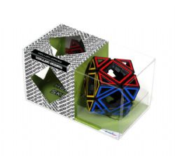 HOLLOW SERIES PUZZLE -  HOLLOW SKEWB