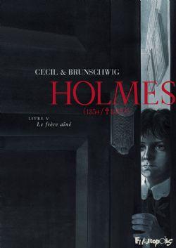 HOLMES -  LE FRÈRE AÎNÉ 05