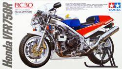 HONDA -  HONDA VFR750R RC30 1/12