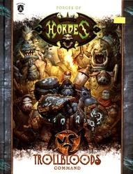HORDES -  TROLLBLOODS - COMMAND (HARDCOVER) (ENGLISH) -  HORDES