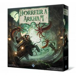 HORREUR À ARKHAM -  BASE GAME (FRENCH) -  3RD EDITION