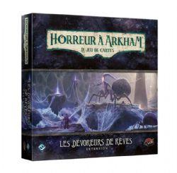 HORREUR À ARKHAM : LE JEU DE CARTES -  LES DÉVOREURS DE RÊVES (FRENCH)