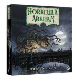 HORREUR À ARKHAM -  TERREURS NOCTURNES (FRENCH) -  3RD EDITION