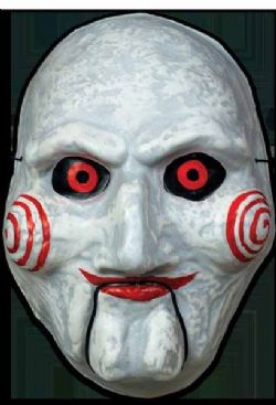 HORROR -  BILLY PUPPET VACUFRM MASK SAW