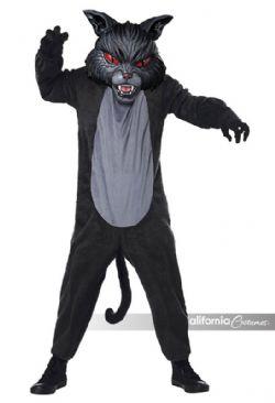 HORROR -  CAT FIGHT COSTUME (CHILD)