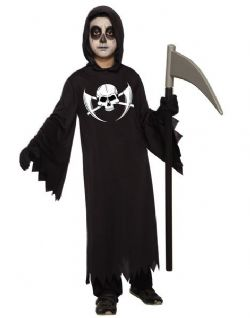 HORROR -  DARK REAPER COSTUME (CHILD)