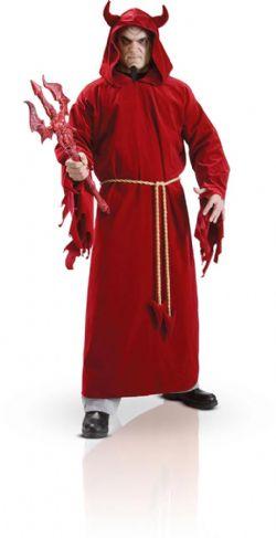 HORROR -  DEVIL DRESS - RED