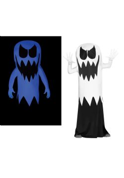 HORROR -  FLOATING GHOST COSTUME (CHILD)