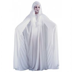 HORROR -  HOODED GHOST COSTUME (ADULT - ONE SIZE)