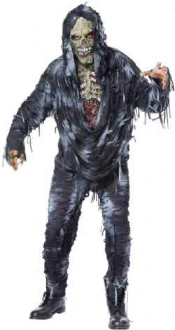 HORROR -  ROTTEN TO THE CORE COSTUME (ADULT)