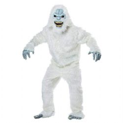 HORROR -  SNOW BEAST COSTUME (ADULT - ONE SIZE)