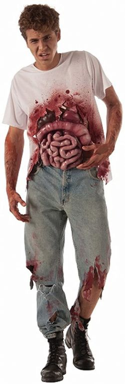 HORROR -  SPILL YOUR GUTS COSTUME (ADULT - ONE SIZE)