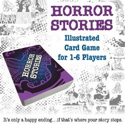 HORROR STORIES (ENGLISH)