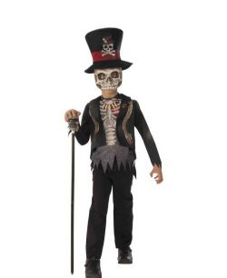 HORROR -  VOODOO BOY COSTUME (CHILD)
