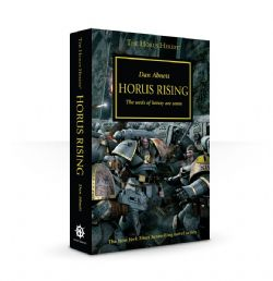 HORUS RISING : THE SEEDS OF HERESY ARE SOWN (ENGLISH) -  THE HORUS HERESY