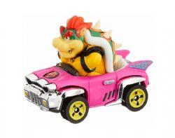 HOT WHEELS -  BOWSER - BADWAGON -  MARIO KART