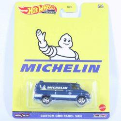 HOT WHEELS -  CUSTOM GMC PANEL VAN -  POP CULTURE CAR 5/5