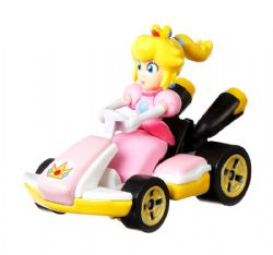 HOT WHEELS -  PEACH - STANDARD KART -  MARIO KART