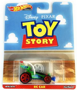 HOT WHEELS -  RC CAR -  TOY STORY