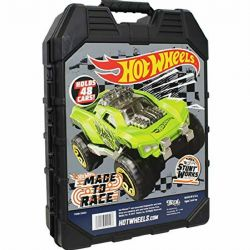 HOT WHEELS -  SUITCASE FOR 48 CARS
