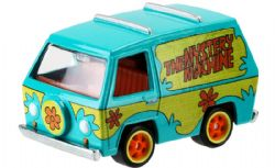 HOT WHEELS -  THE MYSTERY MACHINE -  SCOOBY-DOO!