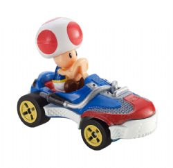 HOT WHEELS -  TOAD - SNEEKER -  MARIO KART