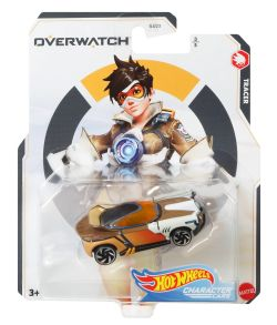 HOT WHEELS -  TRACER -  CHARACTER CARS 3/5