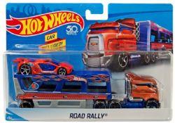 HOT WHEELS -  VEHICLE - ROAD RALLY