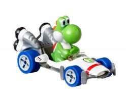 HOT WHEELS -  YOSHI - B DASHER -  MARIO KART