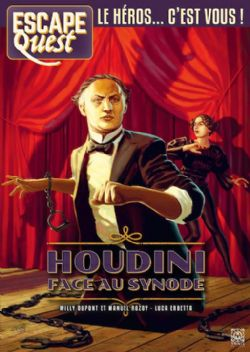 HOUDINI FACE AU SYNODE (FRENCH) -  ESCAPE QUEST 8