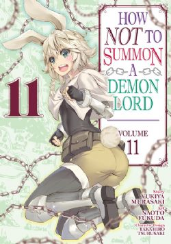 HOW NOT TO SUMMON A DEMON LORD -  (ENGLISH V.) 11