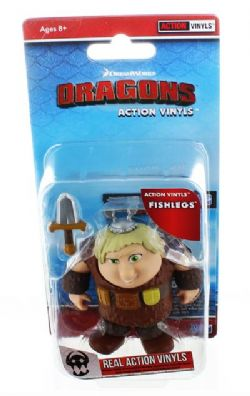 HOW TO TRAIN YOUR DRAGON -  FISHLEGS ACTION VINYLS (3 INCH)