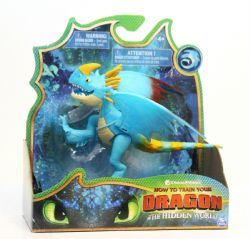 HOW TO TRAIN YOUR DRAGON -  STORMFLY ACTION VINYLS (4 INCHES) -  THE HIDDEN WORLD