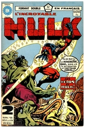 HULK -  ÉDITION 1980 104/105