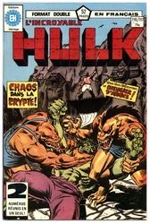 HULK -  ÉDITION 1981 116/117