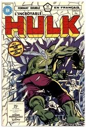 HULK -  ÉDITION 1981 120/121
