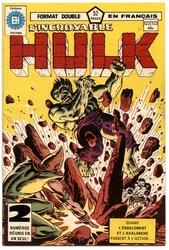 HULK -  ÉDITION 1981 122/123