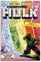HULK -  ÉDITION 1982 126/127