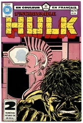 HULK -  ÉDITION 1983 146/147
