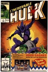 HULK -  ÉDITION 1985 168