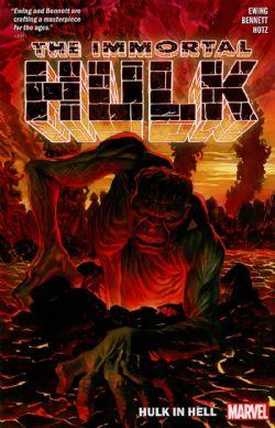 HULK -  HULK IN HELL TP -  IMMORTAL HULK 03