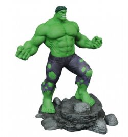 HULK -  HULK PVC STATUE (11INCHES) -  MARVEL GALLERY