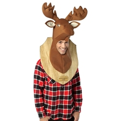 HUMORISTIC -  LOOSE MOOSE COSTUME (ADULT - ONE-SIZE)