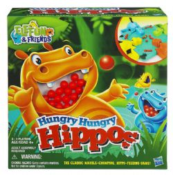 HUNGRY HUNGRY HIPPOS (MULTILINGUAL)
