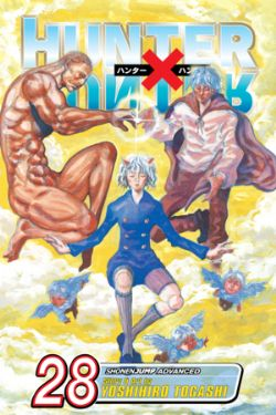 HUNTER X HUNTER -  (ENGLISH V.) 28