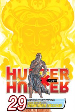 HUNTER X HUNTER -  (ENGLISH V.) 29