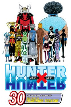 HUNTER X HUNTER -  (ENGLISH V.) 30