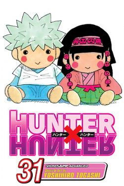 HUNTER X HUNTER -  (ENGLISH V.) 31