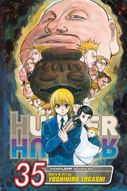 HUNTER X HUNTER -  (ENGLISH V.) 35