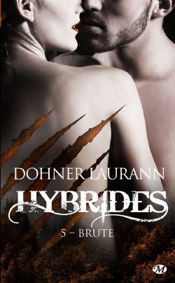 HYBRIDES -  BRUTE (POCKET FORMAT) 05